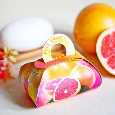 Grapefruit Large Gift Soap