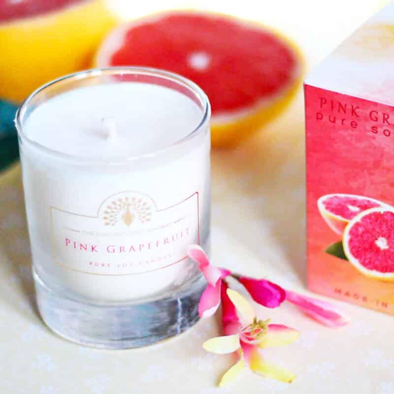 Grapefruit Candle