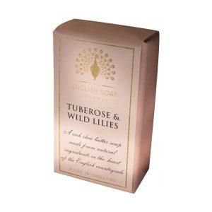 Pure Indulgence Soap - Tuberose wild lilies