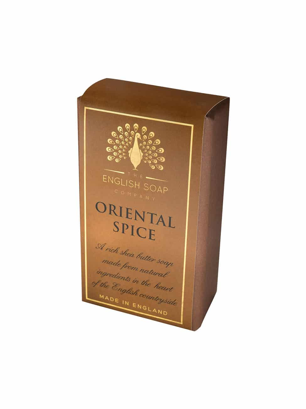 Pure Indulgence Soap - Oriental Spice