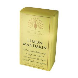 Pure Indulgence Soap - Lemon Mandarin