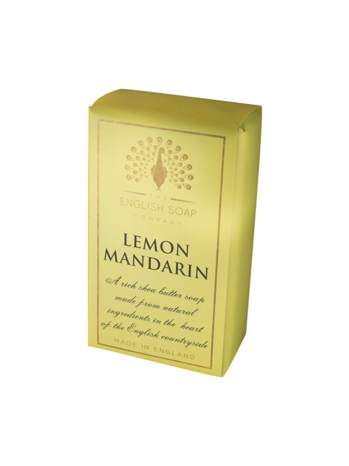Pure Indulgence Soap - Lemon Mandarin