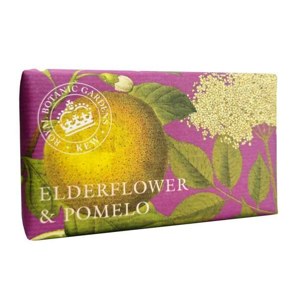 Kew Gardens Elderflower and Pomelo Soap