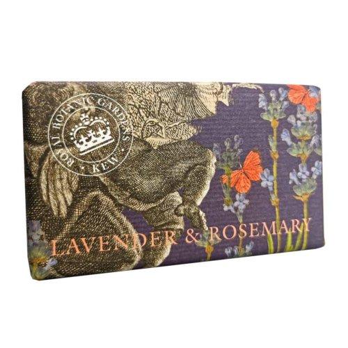 Lavender & Rosemary Kew Gardens Soap Bar