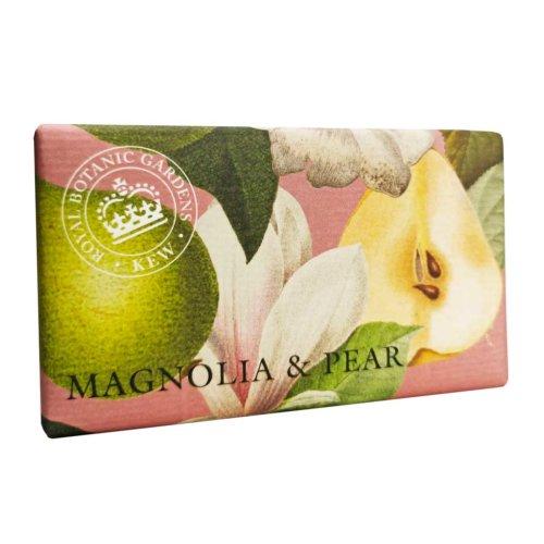 Magnolia & Pear Kew Gardens Soap Bar