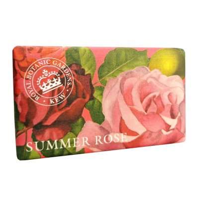 Kew Gardens Summer Rose Soap