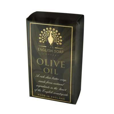 Olive oil pure indulgence soap
