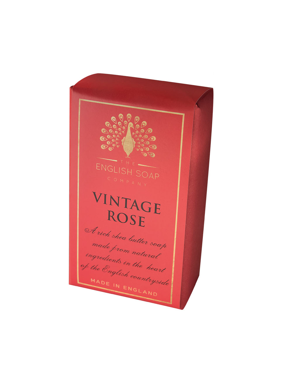 Pure Indulgence Soap - Vintage Rose
