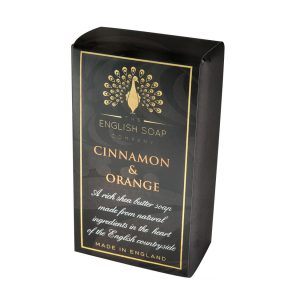 Pure Indulgence Soap - Cinnamon & Orange