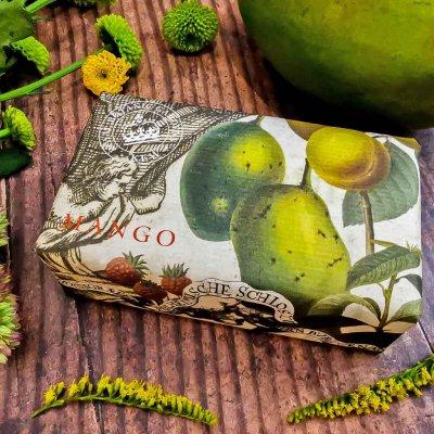 KGS0012 Kew Gardens Mango Soap Bar