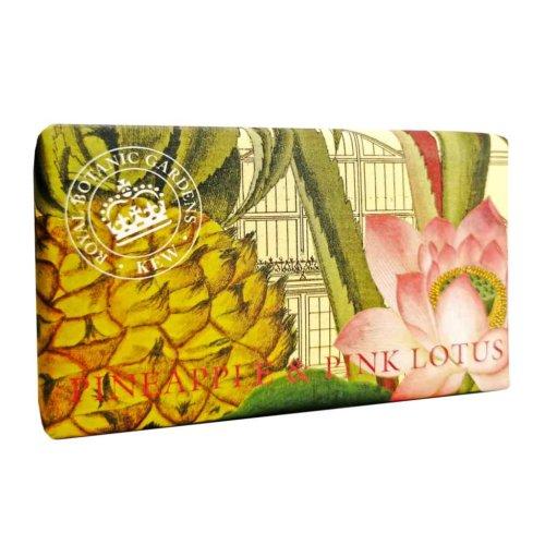 Pineapple & Pink Lotus Kew Gardens Soap Bar