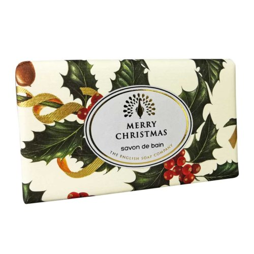 Winter Berries Festive Soap Bar