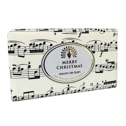 Musical Notes Festive Soap Bar