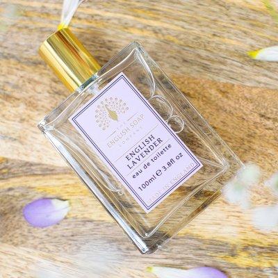 English Lavender Eau de Toilette Bottle
