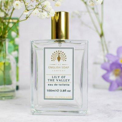 Lily of the Valley Eau de Toilette Bottle