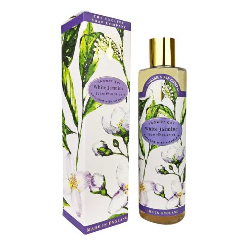 White Jasmine Shower Gel