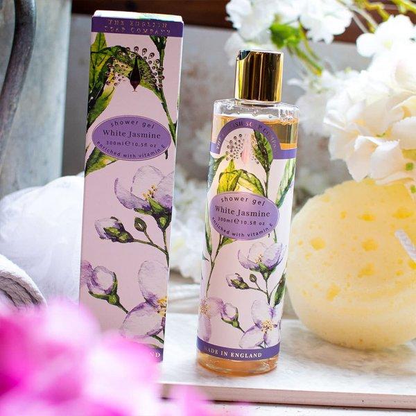 SG0005 White Jasmine Shower Gel