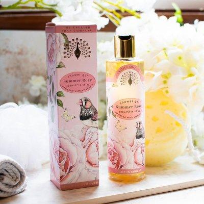 SG0008 Summer Rose Shower Gel