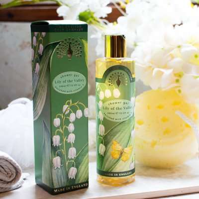 SG0010 Lily of The Valley Shower Gel