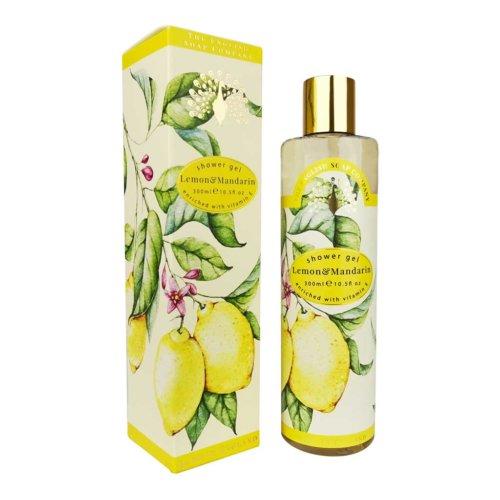 Lemon & Mandarin Shower Gel