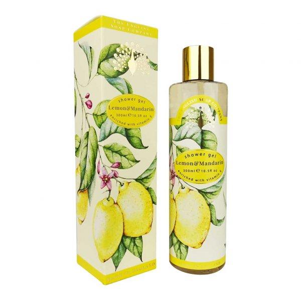 Lemon and Mandarin Shower Gel