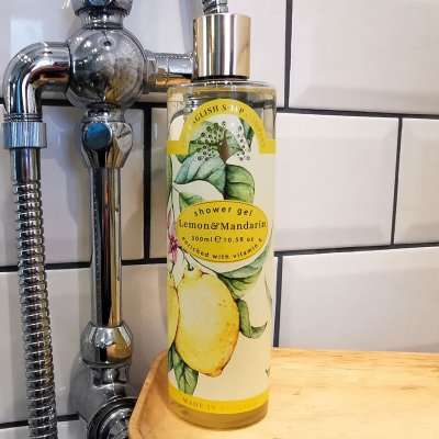 Lemon Shower Gel
