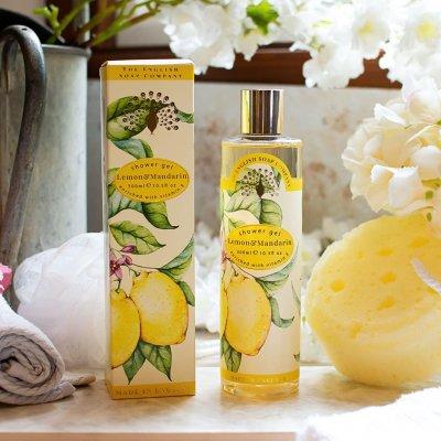 SG0012 Lemon and Mandarin Shower Gel