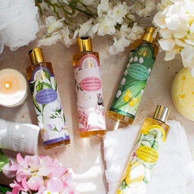 Bath & Body Shower Gel Group