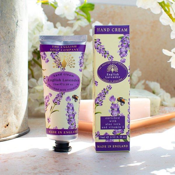 TC0007 English Lavender Hand Cream