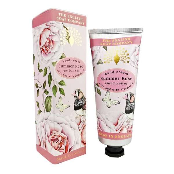 Summer Rose Hand Cream