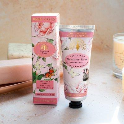 TC0008 Summer Rose Hand Cream