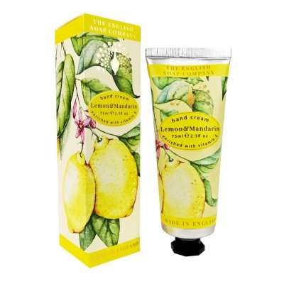 Lemon and Mandarin Hand Cream