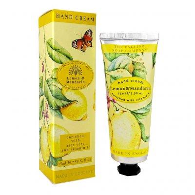 TC0012 Lemon & Mandarin Hand Cream