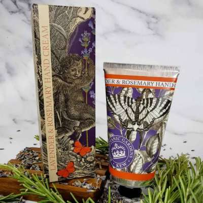 KGHC0001 Kew Gardens Lavender Rosemary Hand Cream