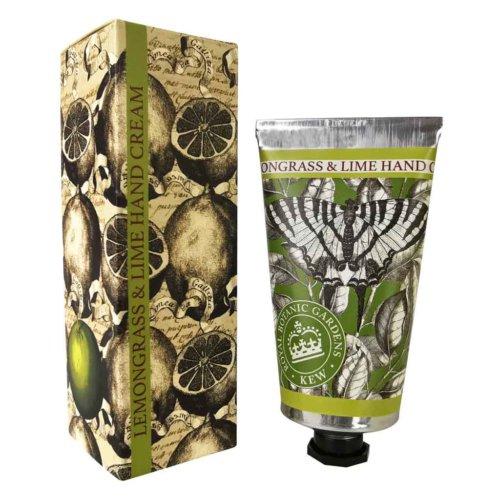 Lemongrass & Lime Kew Gardens Hand Cream