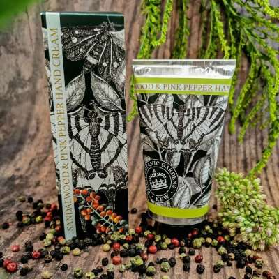 KGHC0005 Kew Gardens Sandalwood Pink Pepper Hand Cream low res