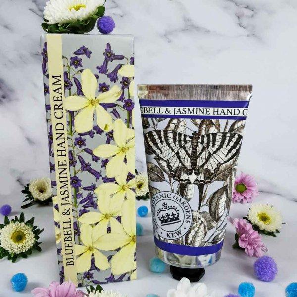 KGHC0007 Kew Gardens Bluebell Jasmine Hand Cream