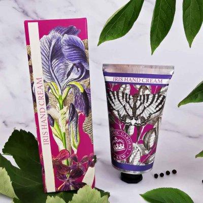 KGHC0011 Kew Gardens Iris Hand Cream