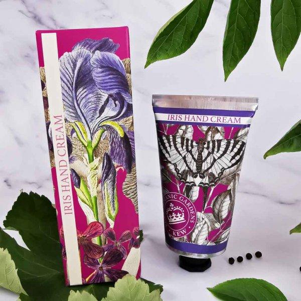 Kew Gardens Iris Hand Cream