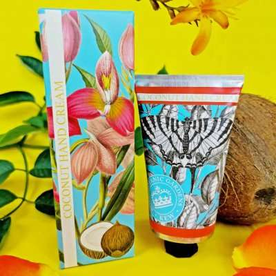 KGHC0013 Kew Gardens Coconut Hand Cream