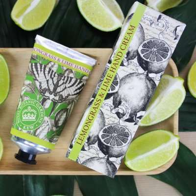 kew lemongrass hand cream 6