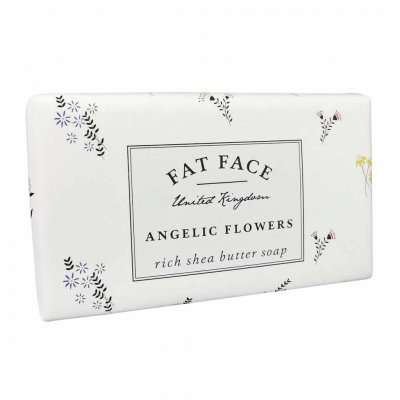 Fatface Angelic Flowers Soap Bar