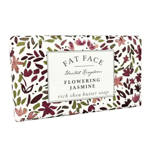 Fatface Flowering Jasmine Soap Bar