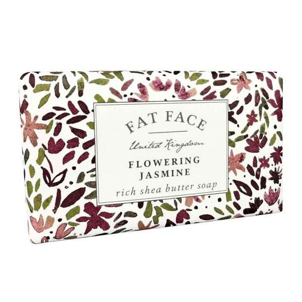 Flowering Jasmine Fat Face Soap