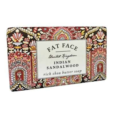 Fatface Indian Sandalwood Soap Bar