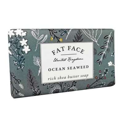 Ocean Seaweed Fat Face Soap