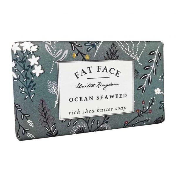 Ocean Seaweed Fat Face Soap