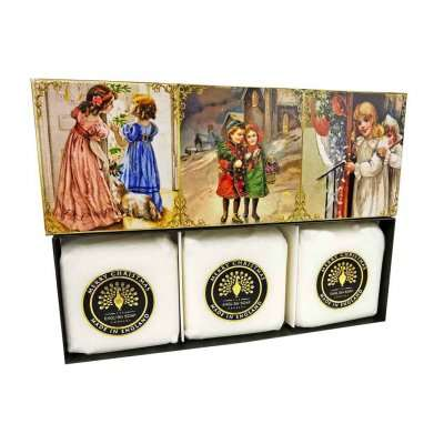 A Victorian Christmas Hand Soap Gift Set