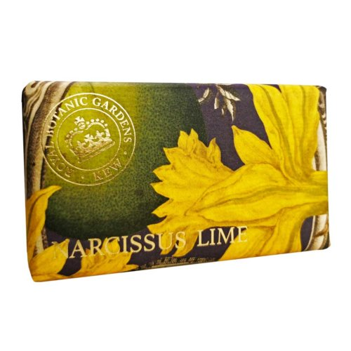 Narcissus Lime Kew Gardens Soap Bar