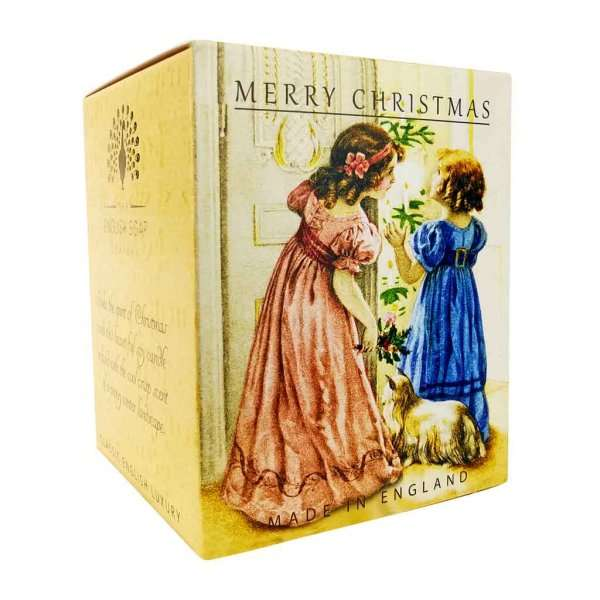 Victorian Christmas Spiced Plum Candle